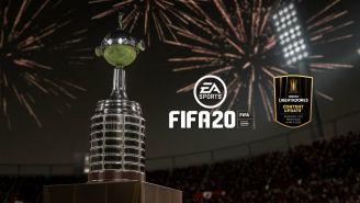 Presentación de la Copa Libertadores en FIFA 20