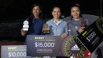 Ganadoras del Adidas Boost Night 2019