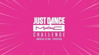 Logo del Just Dance Mac Challenge
