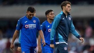 Cruz Azul perdió ante Atlas en los minutos finales
