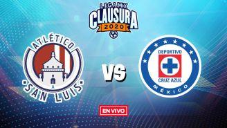 EN VIVO Y EN DIRECTO: Atlético San Luis vs Cruz Azul