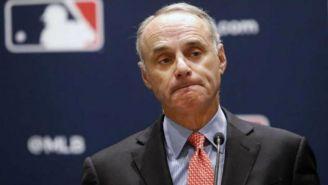 Rob Manfred, comicionado de la MLB