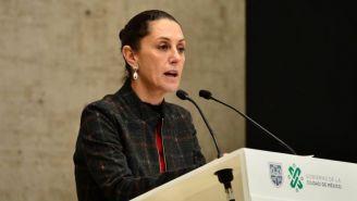 Claudia Sheinbaum reprobó decisión de embargar propiedades a articulista de Reforma