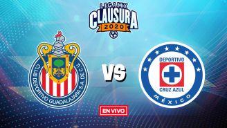 EN VIVO Y EN DIRECTO: Chivas vs Cruz Azul