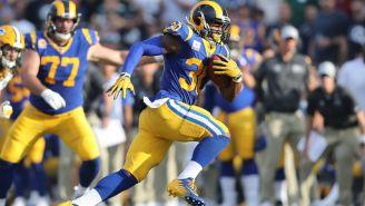Los Angeles Rams tendría nuevo logo