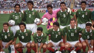 Selección Mexicana en Copa América 1993