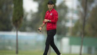 Rafael Márquez como dirigente rojinegro