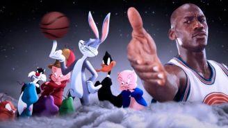 Jordan y los Looney Tunes en Space Jam