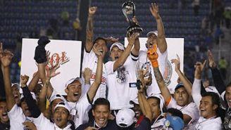 Rayados celebra el Título del Apertura 2009