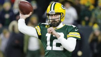 Aaron Rodgers, quarterback de Green Bay Packers