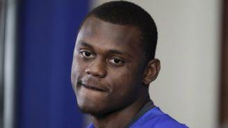 Jugador de Giants se entregó a la policía por cargos de robo y asalto en su contra