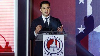 Presidente del Atlético de San Luis felicitó a la Liga MX por cancelar el Clausura 2020