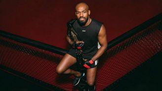 Jon Jones renunció al título de los pesados de la UFC