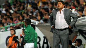 Daniel Guzmán en su paso por Santos