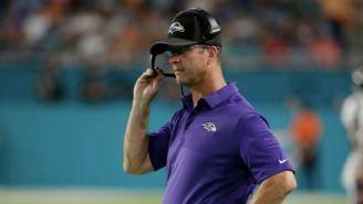 NFL: John Harbaugh comentó que los protocolos de la NFL son imposibles de ejecutar