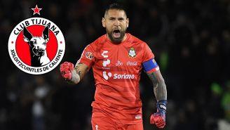 Xolos: Pablo Guede confirmó fichaje de Jonathan Orozco