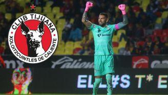 Xolos: Jonathan Orozco fue oficializado como nuevo portero de Tijuana