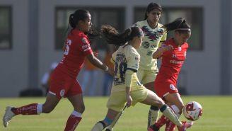 América Femenil perdió invicto ante Toluca y pone en riesgo el liderato