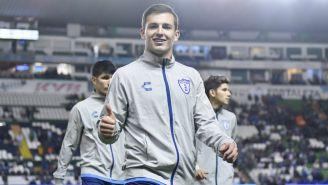 Pachuca: Lille le ofreció contrato a Pizzuto por cuatro años, según medios franceses