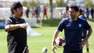 Selección Mexicana: Hugo Sánchez reveló cómo convenció a Nery Castillo para jugar con el Tri