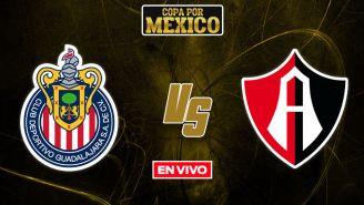 La Copa por México tendrá clásico entre Chivas y Atlas