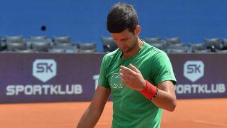 Novak Djokovic denunció una 'caza de brujas' en su contra