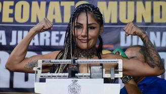 Mariana 'Barby' Juárez visualiza una dura batalla con Jackie Nava