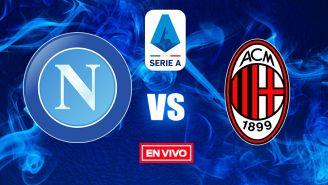 EN VIVO Y EN DIRECTO: Napoli vs Milan