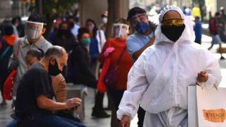 Coronavirus en la Ciudad de México