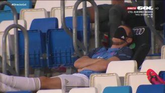 Gareth Bale en el partido entre Real Madrid y Alavés
