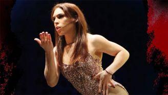 Vanilla Vargas, previo a un combate