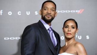 Esposa de Will Smith le confesó que le fue infiel