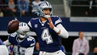 Cowboys: Dak Prescott no llegó a un acuerdo multianual con Dallas