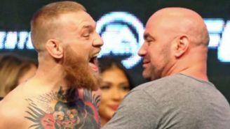 UFC: Dana White confesó que McGregor no volverá a pelear en el 2020