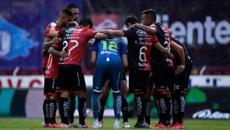 Atlas se reúne previo a juego en el Jalisco