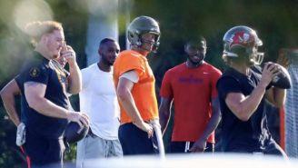 NFL: Tom Brady reveló que está ansioso por salir al campo con Tampa Bay y hacer lo que mejor sabe hacer