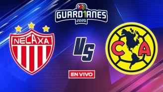 EN VIVO Y EN DIRECTO: Necaxa vs América Apertura 2020 J3