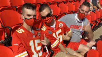 NFL: Chiefs permitió acceso a su entrenamiento con medidas sanitarias