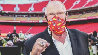 Chiefs: Los campeones recibieron anillo por ganar Super Bowl LIV