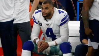 Cowboys: Dak Prescott batalla contra la ansiedad y la depresión