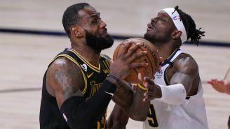 Lakers vs Nuggets en Juego 3
