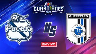 EN VIVO Y EN DIRECTO: Puebla vs Querétaro