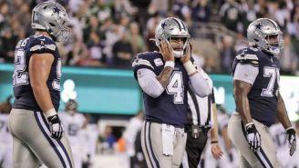 Cowboys: A retomar la senda del triunfo ante Browns