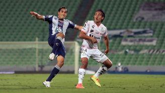 Santos y Pachuca repartieron puntos