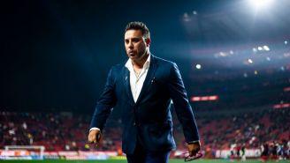 Antonio Mohamed, técnico de Rayados