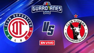EN VIVO Y EN DIRECTO: Toluca vs Tijuana Apertura 2020 Jornada 15