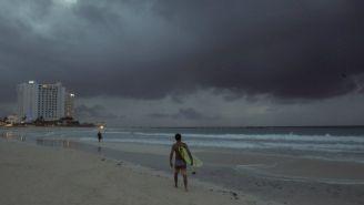 Huracán Zeta llegaría a Yucatán