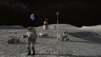 Misión en la Luna