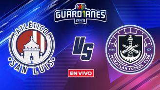 EN VIVO Y EN DIRECTO: Atlético de San Luis vs Mazatlán