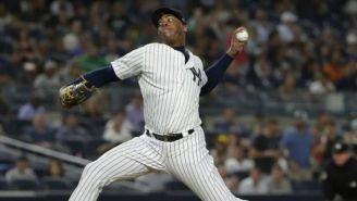 Aroldis Chapman, cerrador de Yankees